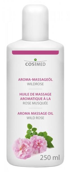 Aroma-Massageöl Wildrose