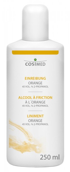 Einreibung Orange (45 Vol.% 2-Propanol)
