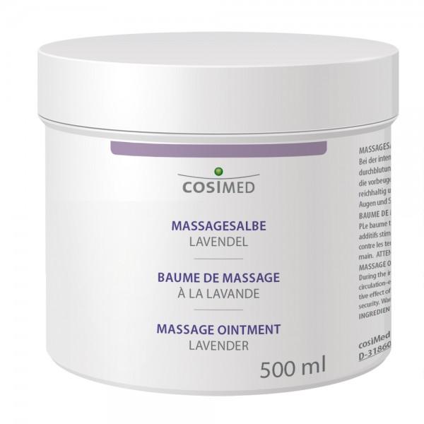 Massagesalbe Lavendel