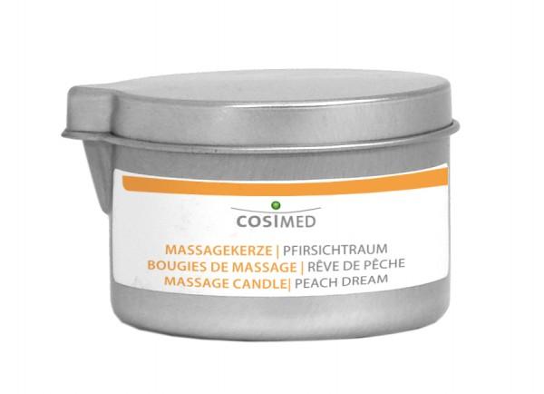Massagekerze · Pfirsichtraum