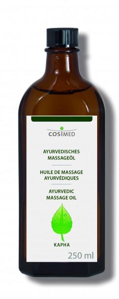 Ayurvedisches Massageöl, Typ Kapha