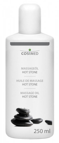 Hot Stone Massageöl