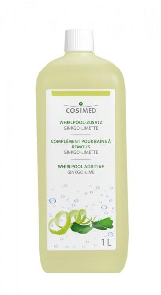 Whirlpool-Zusatz Ginkgo-Limette