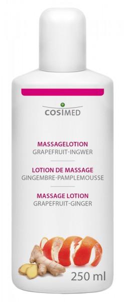 Massagelotion Grapefruit-Ingwer