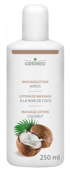 Massagelotion Kokos