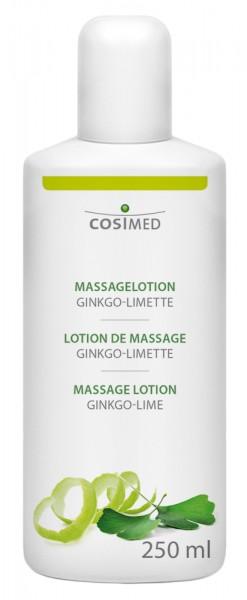 Massagelotion Ginkgo-Limette