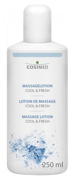 Massagelotion Cool & Fresh