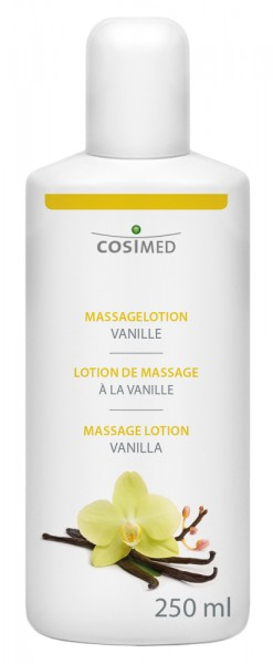 Massagelotion Vanille