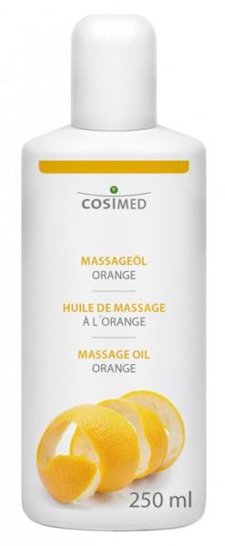 Massageöl Orange