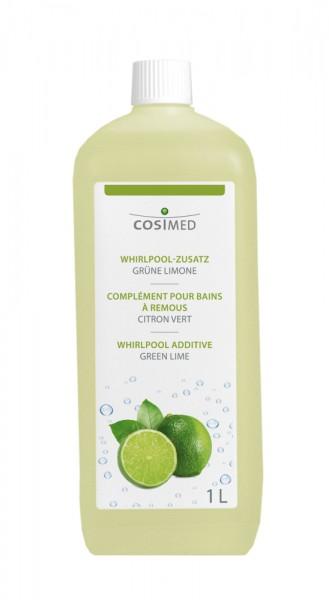 Whirlpool-Zusatz Grüne Limone
