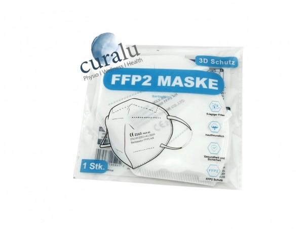 FFP2 Maske-zertifiziert, verschiedene Farben