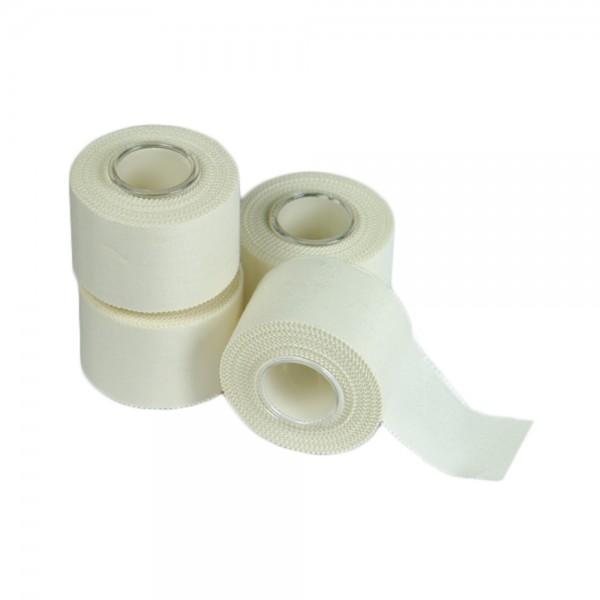 Sporttape · weiß · 3,8 cm x 10 m · VE 12 Rolle