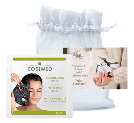 Gesichtsmaske Detox 15 Stück a 23ml pro Karton