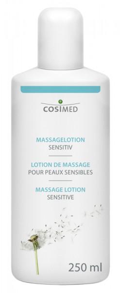 Massagelotion Sensitiv (ohne Silikone, Parabene und Paraffine)