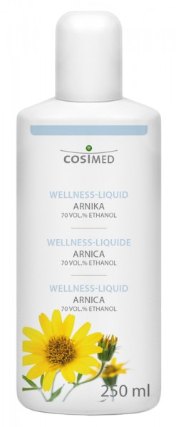 Wellness-Liquid Arnika (70 Vol.%)