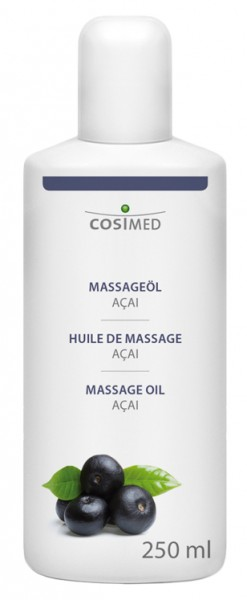 Massageöl Açai