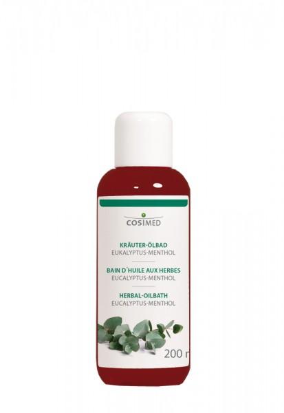 Kräuter-Ölbad Eukalyptus-Menthol