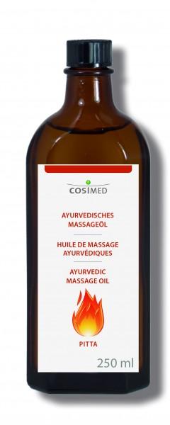 Ayurvedisches Massageöl, Typ Pitta