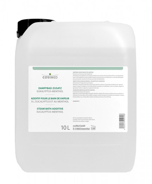 Dampfbad-Zusatz Eukalyptus-Menthol
