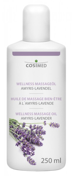 Wellness Massageöl Amyris-Lavendel