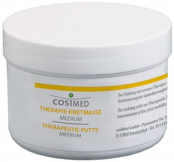 Therapie-Knetmasse medium