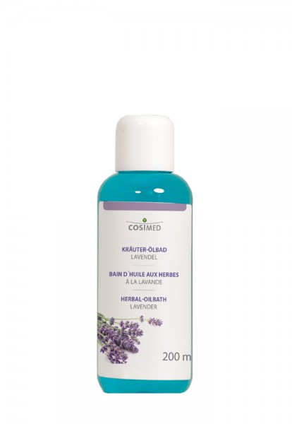 Kräuter-Ölbad Lavendel